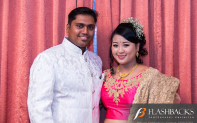 Wedding – Gladwyn & Joanne
