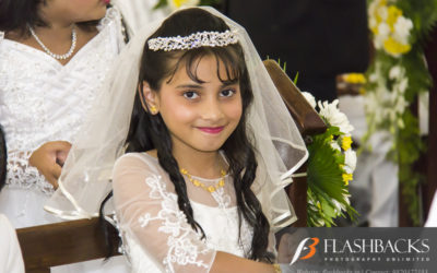 First Holy Communion – Chanelle