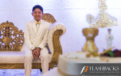 First Holy Communion – Jaden