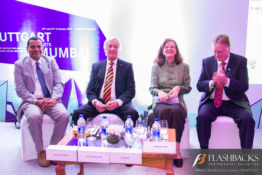 Lapp Group – Stuttgart Meets Mumbai Annual Event at Taj Lands End