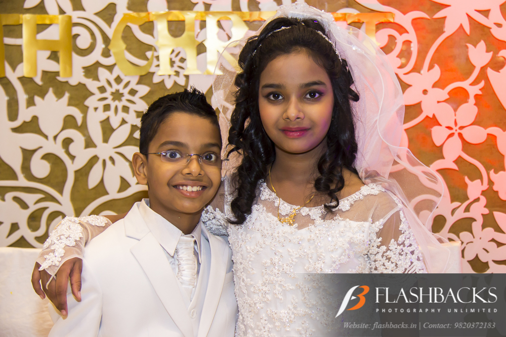 First Holy Communion – Alayna & Aaron