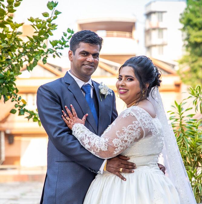 Wedding – Russel & Silvy